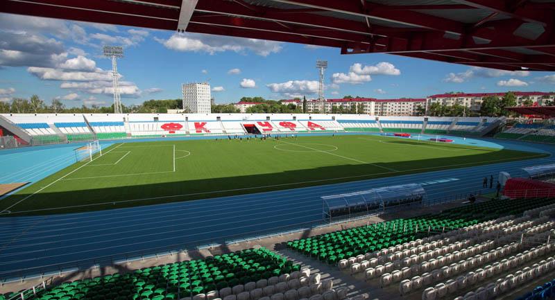 Жители считают, что в Уфе необходимо построить современный футбольный стадион