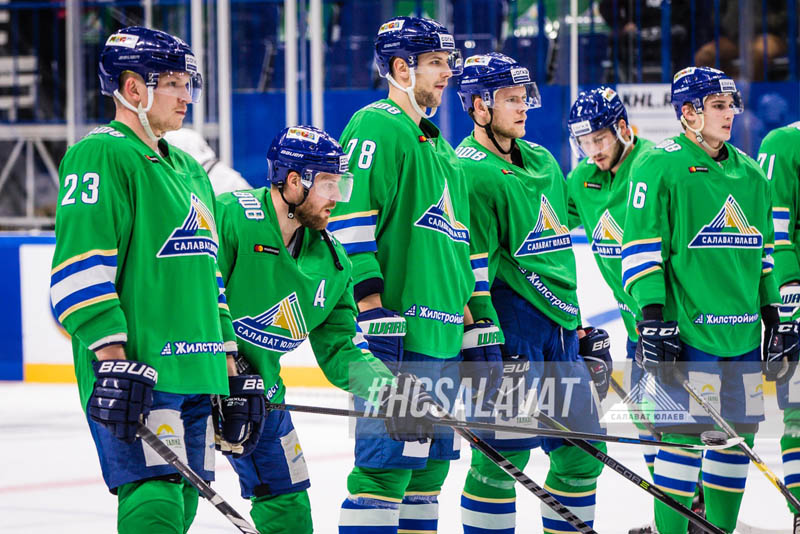 «Салават Юлаев» — «Металлург»: стал известен состав на 6-ой матч серии