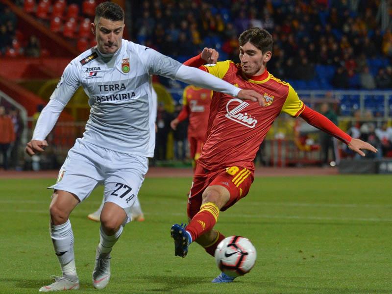 ФК «Уфа» набирает детей в футбольную школу