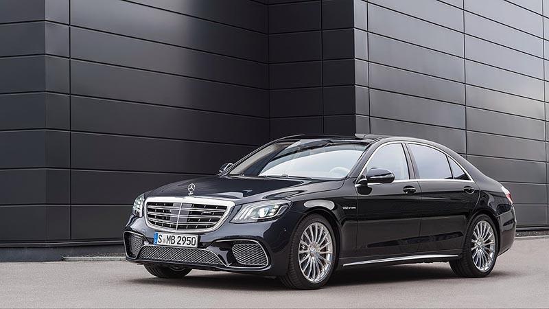 Уфимцы предпочитают Mercedes-Benz S-class: его покупает каждый второй состоятельный житель