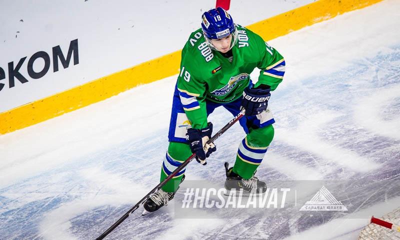Владимир Ткачев: хорошо начали, забили быстрые голы