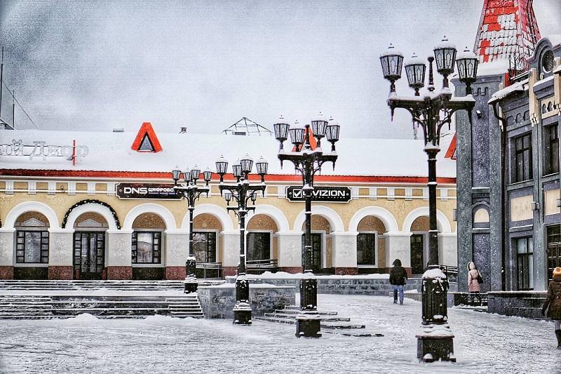 В первой половине декабря в Уфе будет тепло