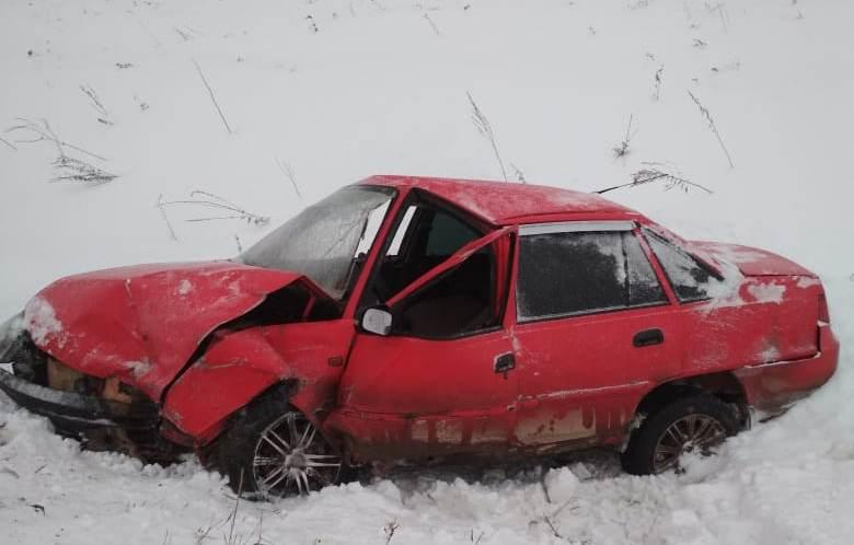 Девять человек пострадали в ДТП в Башкирии