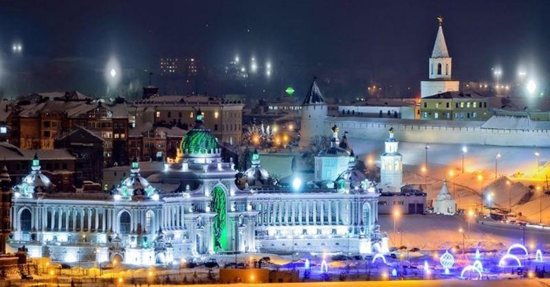 Жители Башкирии хотят отмечать Новый год в Татарстане