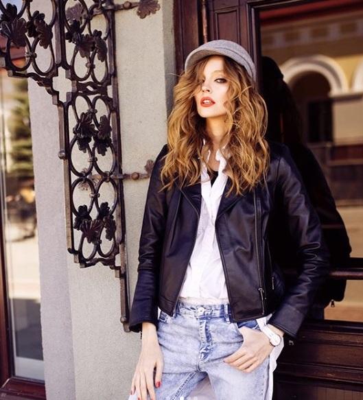 Ирина Хайдарова: модель должна представлять из себя личность