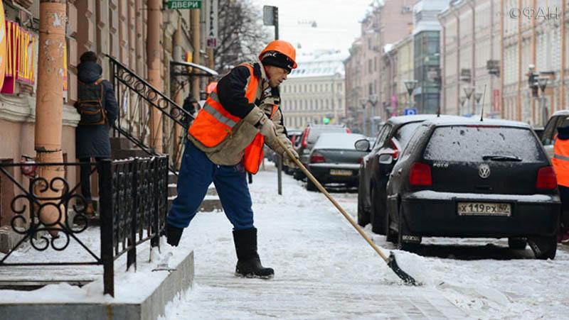 Спрос на уборку снега в Уфе вырос вдвое