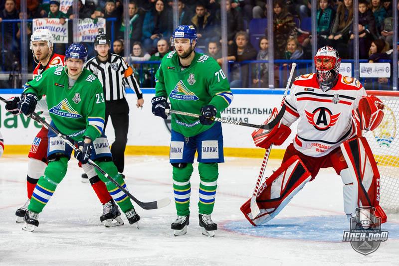 КХЛ разъяснила главный эпизод матча «Салават Юлаев» — «Автомобилист»