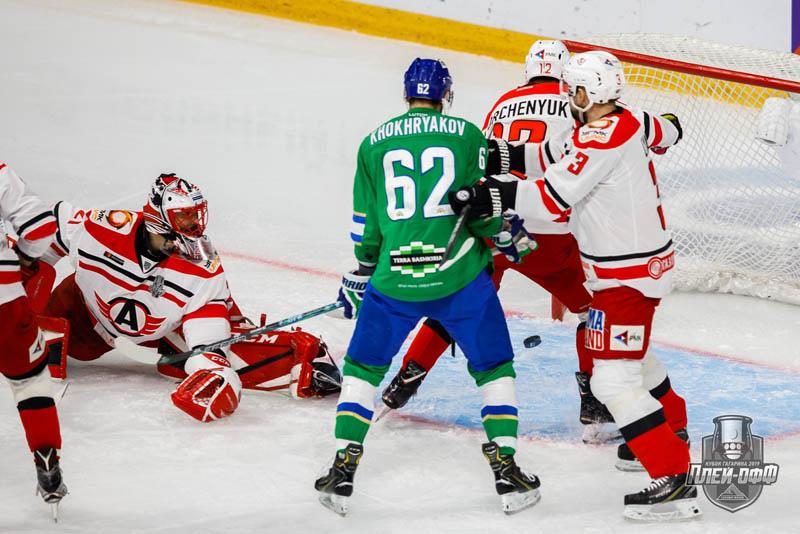 КХЛ разъяснила ситуацию с первым голом «Салавата Юлаева»