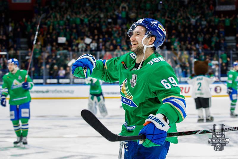 «Салават Юлаев» начал продажу билетов на полуфинал Восточной конференции