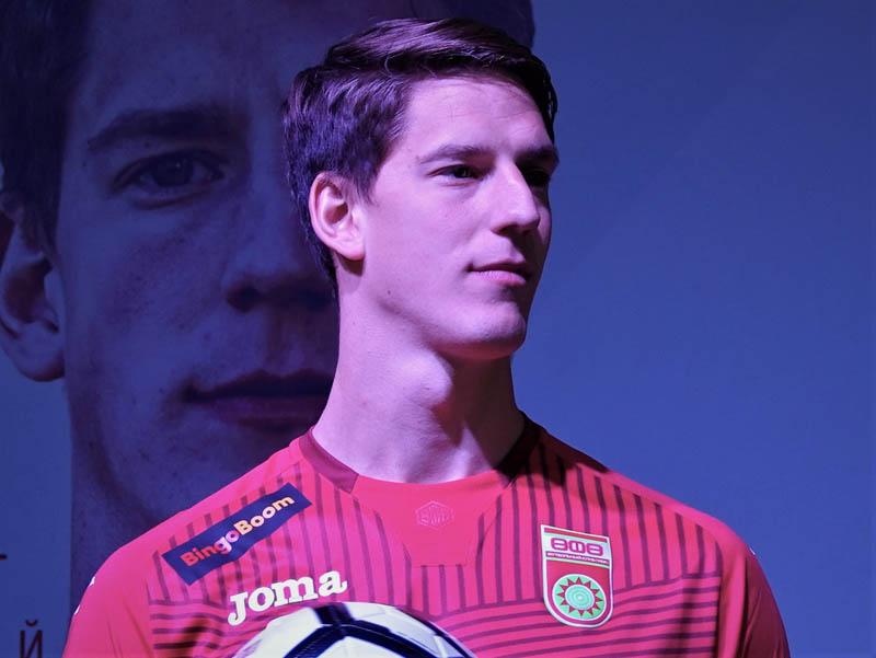 Андрес Вомбергар: я приехал в «Уфу», чтобы забивать много голов