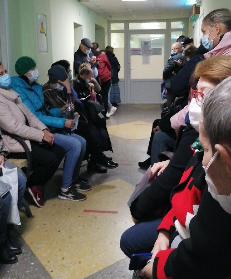 Житель Уфы показал, что происходит в больницах города