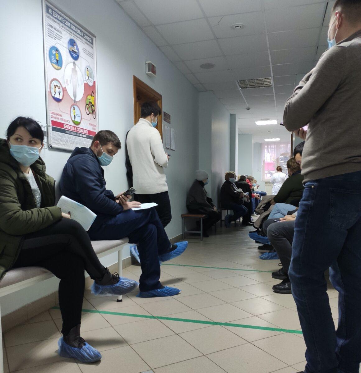 Жители Уфы рассказали, что творится в поликлиниках города